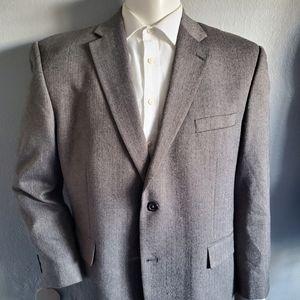 Joseph & Feiss Herringbone Sport Coat Size 44S